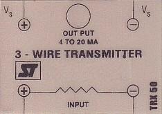 Transmitter RTD