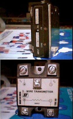 3 Wire Transmitter RTD