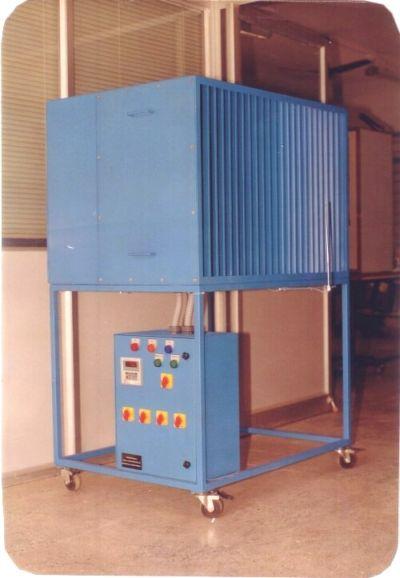 CRT Chamber Heater