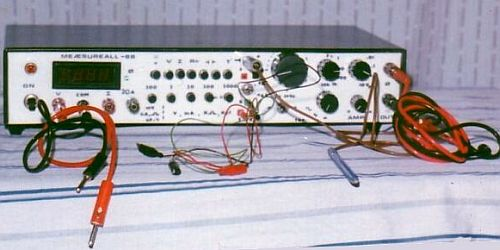 MeasureAll Benchtop Instrument