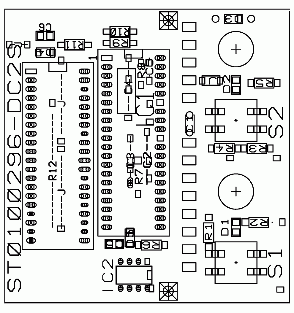two set point - display card - process controller