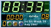 Alarm Display