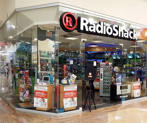RadioShack- Audio Video Electronics