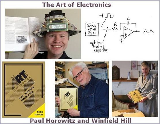 The Art of Electronics - Paul Horowitz Winfield Hill