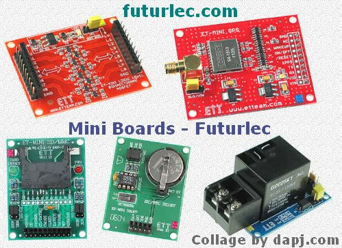 Mini Boards - Futurlec