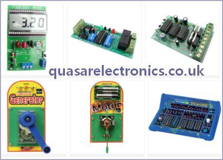 Quasar Electronics - Hobby eStore