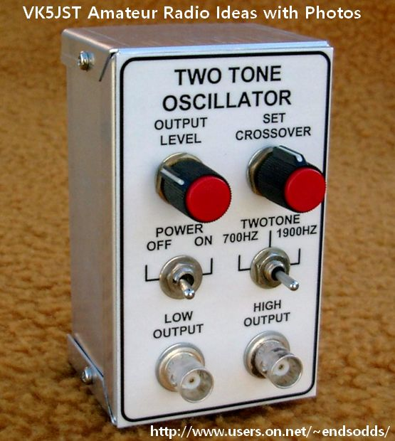 Simple Two Tone Oscillator