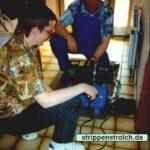 Strippenstrolch – Elektronikbasteln