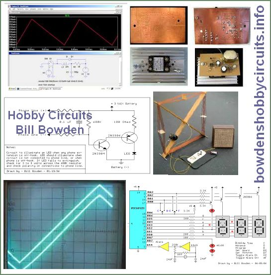 Hobby Circuits - Bill Bowden