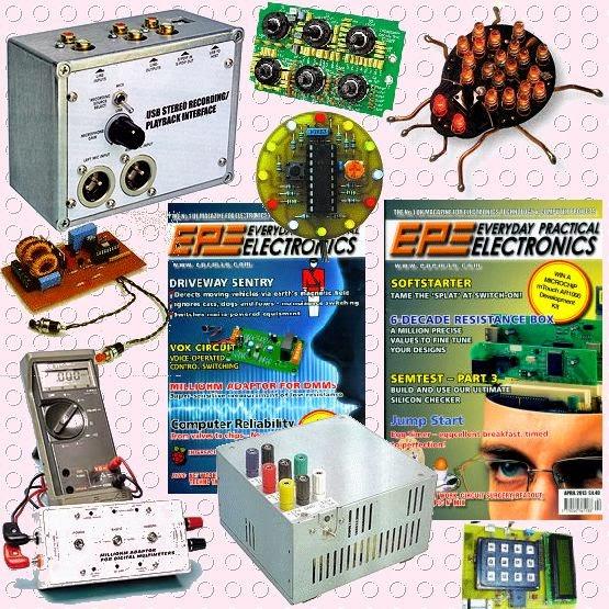 EPE Magazine hobby electronics magazine