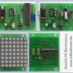 World Of Electronics – Electronic projects