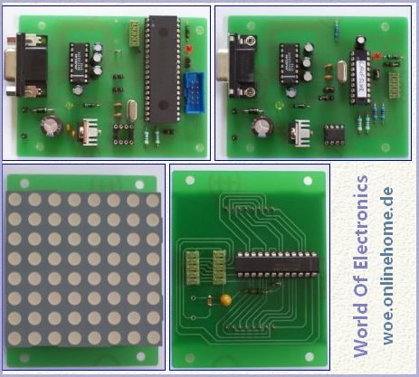 World Of Electronics - Electronic projects