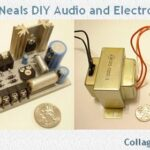 Jason Neals DIY Audio and Electronics