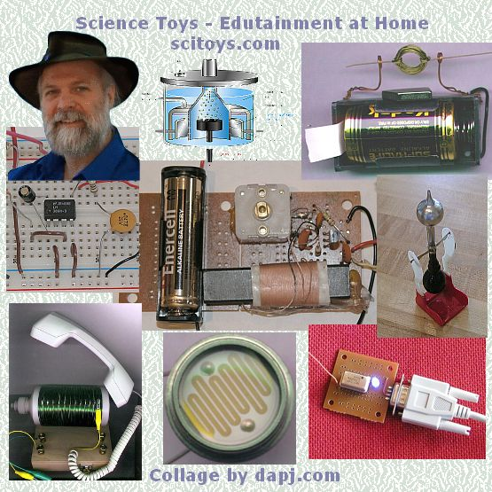 Science Toys - Edutainment at Home