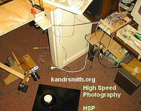High Speed Photography - HSP