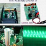 Homemade Metal Detector Kit