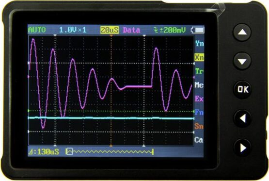 DSO Nano - Digital Storage Oscilloscope