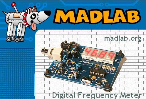 MadLab - Inventive electronic kits