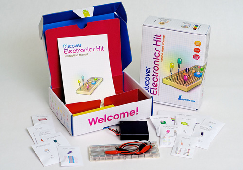 Sparkle Labs Electronics DIY Kits