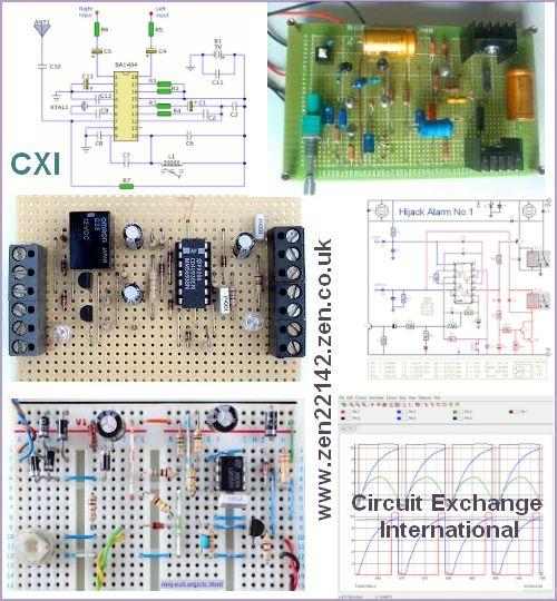 Circuit Exchange International