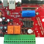 PIC Microcontroller with GSM