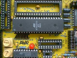AVR Assembler Tutorial – Gerhard Schmidt