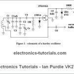 Electronics Tutorials – Ian Purdie VK2TIP
