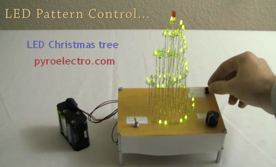 LED Christmas tree - Learning Electronics