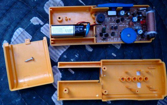 Metal Detector Circuits Problem