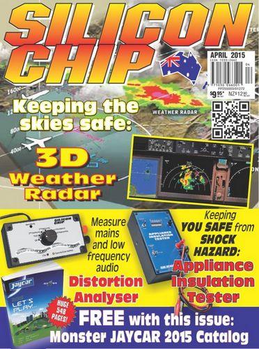 Silicon Chip Electronics Magazine