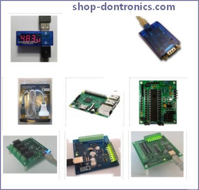 Dontronics - PIC and AVR Kits Shop