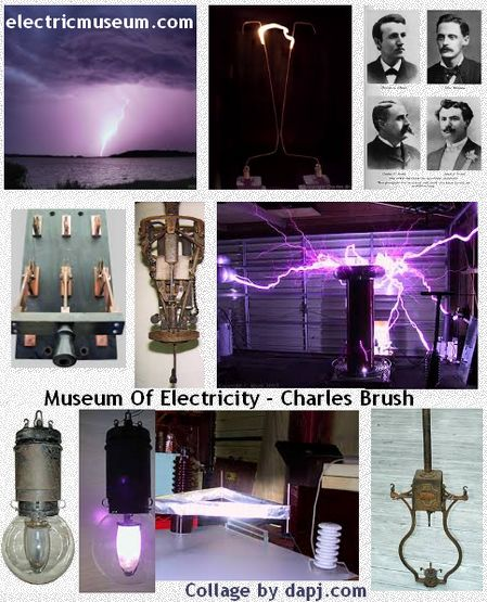 Museum Of Electricity - Charles Brush