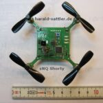 Quadcopter of Harald Sattler