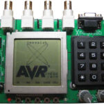 AVR XMEGA Oscilloscope and Waveform generator