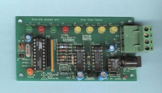 Tone generation using 89C2051 - AirBorn