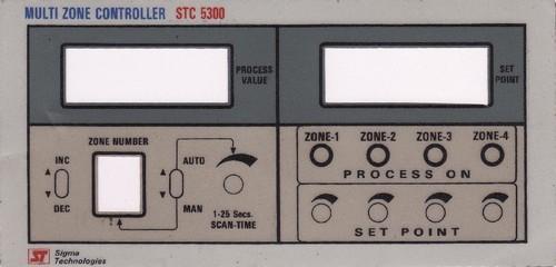 Multi Zone Temperature Controller